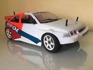 Kyosho Landmax Super Eight Repsol Escort Cosworth 1/8 RC Nitro Vintage Inferno