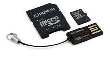 TARJETA MICRO SD Kingston 32GB MULTI KIT( MICROSD+SD ADAPTER+USB READER)