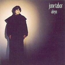 Aleyn June Tabor CD 1997 Green Linnet Issue SEALED English Folk