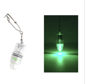 4pcs/set Deep Drop LED Fishing Light Clip Underwater Attracting Lamp Flash Light