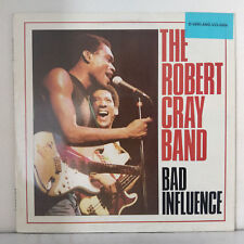 The Robert Cray Band ‎– Bad Influence Label: Mercury ‎– 830 245-1 Format: Vinyl
