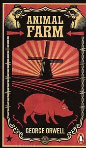 Animal Farm by George Orwell Paperback Book, Brand New, Penguin Books