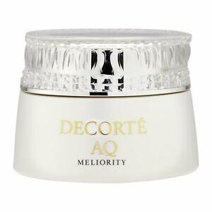 COSME DECORTE AQ MELIORITY High Performance Renewal Cleansing Cream 160ml,5.2oz
