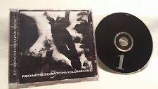 Scratch Volume 1 -xian rock/metal sampler, 1993 CD, Saviour Machine Mortal Rose