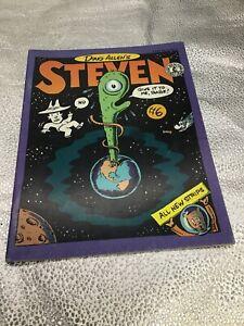 Doug Allen's Steven #6, Kitchen Sink Press 1993