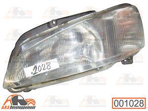 Headlight Peugeot 106 - 1028