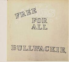 BULLWACKIES ALL STARS - FREE FOR ALL  CD NEU
