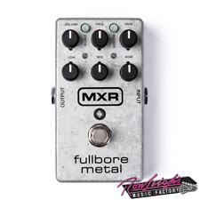 MXR M116 Fullbore Metal Distortion Guitar Effect Pedal