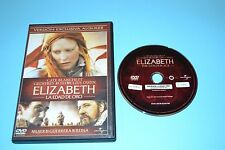 ELIZABETH LA EDAD DE ORO      DVD PELICULA COMPLETA  FILM DVD