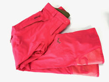 POWDERHORN Snowboard Ski Pants GORE-TEX Waterproof Bright Fuchsia Womens SMALL
