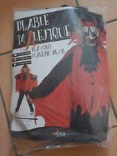 Déguisement costume NEUF diable maléfique 7 8 9 ans garçon 140 cm  halloween