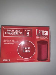 Caruso Professional Molecular Steam Hair Rollers Curlers Jumbo Replacement
