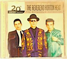 The Best Of The Reverend Horton Heat: 20th Century Masters Of The Millennium...