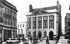 BR101473  the mansion house st helens square york car voiture real photo  uk