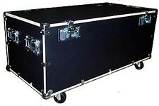 """CABLE UTILITY TRUNK CASE Truck Pack 1/2"""" PLY CASE KIT- Bare Wood Edges 44"""" Std H"""