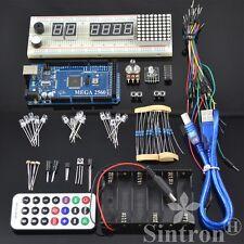 [Sintron] Mega 2560 R3 Starter Kit + LED remote PDF File for Arduino AVR Starter
