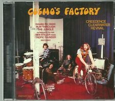 CD (NEU!) . CREEDENCE CLEARWATER REVIVAL - Cosmo´s Factory (CCR dig.rem.+3 mkmbh