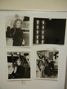 "Lot of 4 Faye Grant in ""V"" (1984)  Original Nework Photos 8x10 MINT"