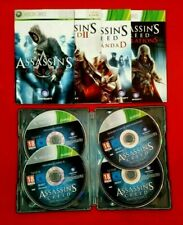 Assassin's Creed Anthology - XBOX 360 - USADO - MUY BUEN ESTADO