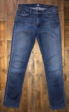 7 For All Mankind High Rise Jeans Roxanne 28 Women's