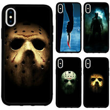 Friday the 13th Jason Voorhees Case Cover for iPhoneSE 2020 7 8 XR 11 Pro Max