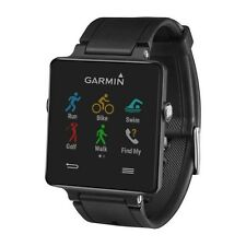 Garmin vivoactive smart watch activity monitor running gps gym téléphone bracelet noir