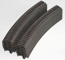 Märklin H0 12 gebogene C-Gleise 24230 Parallelkreis R 2