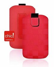FORCELL Funda de móvil Chic MOTO PARA IPHONE 3g / Samsung i900 OMNIA I 16126-400