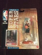 "New 1998 NBA Super Stars Allen Iverson Figure 4"" 76ERS 98/99 Season Mattel"