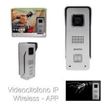 VIDEOCITOFONO IP WI-FI HD CON INTERNET ONE CLICK GBC 67.8400.40