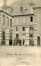 Carte EVREUX Caserne d'Infanterie
