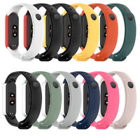 TPU Strap Watch Wristband for Huami Amazfit Band 5/Mi Band 5/5 NFC/Bracelet 6