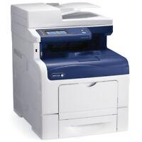 Xerox WorkCenter 6605DNM  / 6605/DNM Color Laser - 1 YEAR ON-SITE Xerox Warranty
