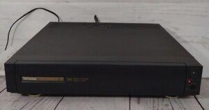 HITACHI F90 VT-F90EM MULTI SYSTEM VCR Stereo HiFi NTSC, PAL, SECAM, NO REMOTE