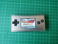 game boy micro + cargador original (original charger)