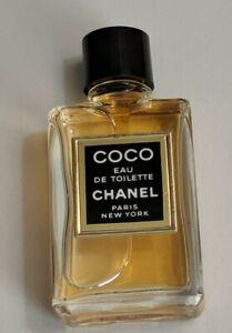 COCO CHANEL Eau de Toilette .13/4ml oz Micro Mini Collector's New
