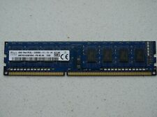 SK Hynix 4GB (1x4GB) 1Rx8 Memory Ram DDR3 PCL3 12800U 1600Mhz 11-13-A1 desktop