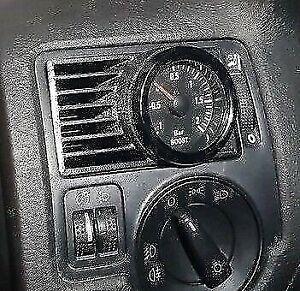 Volkswagen VW MKIV Golf 52mm Vent Boost Gauge Pod Angled - 1997 - 2005