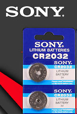 1/2/5/10/20/30pcs SONY CR2032 Button Cell 3v Lithium battery EXPRESS DELIVERY