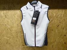 Nuovo Giacca senza maniche Held bianca taglia S ( softshell 96% nylon 4% spandex