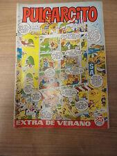 Pulgarcito Extra de Verano 1972,Bruguera