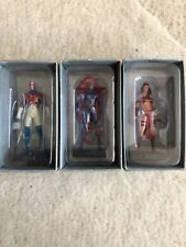 EAGLEMOSS classique Marvel Figurine Collection x 3