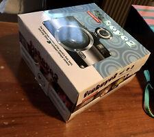 FOTOCAMERA COMPACT LOMO LOMOGRAPHY FILM CAMERA FISHEYE 2 IN BOX PERFETTA NUOVA