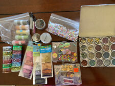 Assorted Lot of Scrapbook Fasteners, Grommets, Brads & Other Various Designs