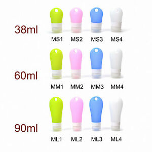 Kinds Silicone Portable Soap Dispensers Travel Bottle Liquid Sub-bottling Tools