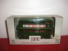 AEC regent buxted bus car EFE 1/76 exclusive first editions