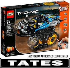 LEGO 42095 Remote-Controlled Stunt Racer TECHNIC from Tates Toyworld