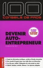 Livre/Guide - Devenir auto-entrepreneur  - Marianne Rey