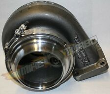 "S400 S475 S480 S488 S472 BorgWarner 4"" Exhaust V-band Downpipe Flange+Clamp  T6"