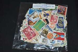500 Greek Stamps in Packet, 99p Start